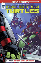 Image: Teenage Mutant Ninja Turtles Deviations  - IDW Publishing