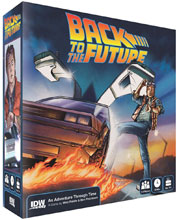 Image: Back to the Future: An Adventure Through Time Game  - IDW Publishing