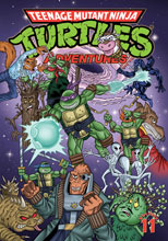 Image: Teenage Mutant Ninja Turtles Adventures Vol. 11 SC  - IDW Publishing