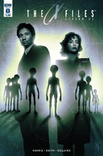 Image: X-Files: Season 11 #8 - IDW Publishing