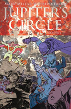 Image: Jupiter's Circle Vol. 2 #5 (cover A - Sienkiewicz) - Image Comics