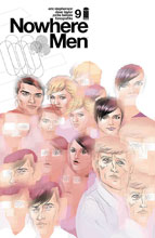 Image: Nowhere Men #9 - Image Comics