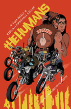 Image: Humans Vol. 02: Humans Till Deth SC  - Image Comics