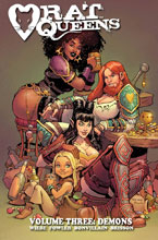 Image: Rat Queens Vol. 03: Demons SC  - Image Comics