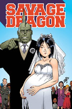 Image: Savage Dragon: Growing Pains SC  - Image Comics
