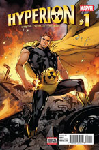 Image: Hyperion #1 - Marvel Comics