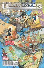 Image: Ultimates #5 - Marvel Comics