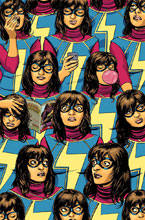 Image: Ms. Marvel #5 - Marvel Comics