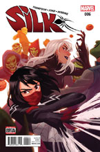 Image: Silk #6 - Marvel Comics