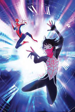 Image: Amazing Spider-Man & Silk: The Spide #1 (fly) Effect - Marvel Comics