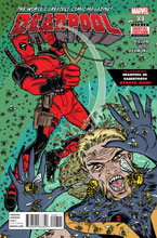Image: Deadpool #8 - Marvel Comics