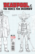 Image: Deadpool & the Mercs for Money #2 (variant cover - Lim) - Marvel Comics