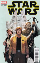 Image: Star Wars #17 (Yu variant cover - 01741) - Marvel Comics
