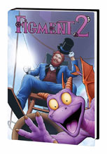 Image: Disney Kingdoms: Figment 2: Legacy of Imagination HC  - Marvel Comics