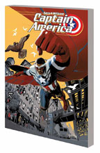Image: Captain America: Sam Wilson Vol. 01 - Not My Captain America SC  - Marvel Comics