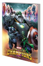 Image: Contest of Champions Vol. 01: Battleworld SC  - Marvel Comics