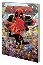 Image: Deadpool: World's Greatest Vol. 01 - Millionaire with a Mouth SC  - Marvel Comics