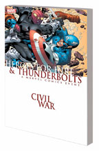 Image: Civil War: Heroes for Hire / Thundebolts SC  - Marvel Comics