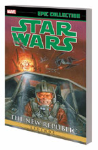 Image: Star Wars Legends Epic Collection: The New Republic Vol. 02 SC  - Marvel Comics