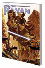 Image: Star Wars: Kanan Vol. 02 - First Blood SC  - Marvel Comics
