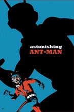 Image: Astonishing Ant-Man #5 by Cho Poster  - Marvel Comics