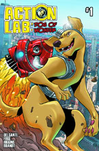 Image: Action Lab, Dog of Wonder #1 (cover B - Williams) - Action Lab Entertainment