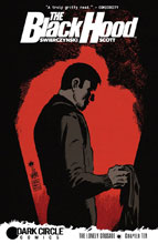 Image: Black Hood #10 (cover A - Francavilla) - Archie Comic Publications