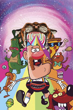 Image: Uncle Grandpa and the Time Casserole Vol. 01 Original GN  - Boom! Studios