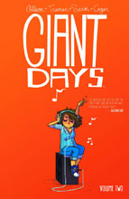 Image: Giant Days Vol. 02 SC  - Boom! Studios