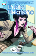 Image: Public Relations Vol. 01: Once Upon a Timesheet... SC  - Devils Due /1First Comics, LLC