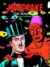 Image: Mandrake the Magician: The Complete Series: The King Years: Vol. 02 HC  - Hermes Press