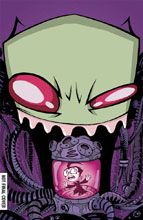 Image: Invader Zim #9 - Oni Press Inc.
