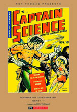 Image: Roy Thomas Presents: Captain Science HC  - PS Artbooks