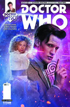 Image: Doctor Who: 11th Doctor - Year Two #8 (cover B - Photo) - Titan Comics