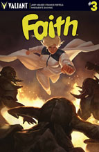 Image: Faith #3 (cover A) - Valiant Entertainment LLC