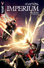 Image: Imperium #14 (cover A - Camuncoli) - Valiant Entertainment LLC