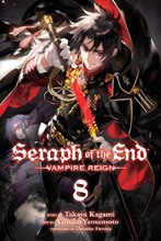 Image: Seraph of End Vol. 08: Vampire Reign GN  - Viz Media LLC