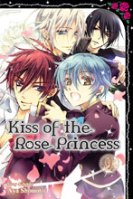 Image: Kiss of the Rose Princess Vol. 09 GN  - Viz Media LLC