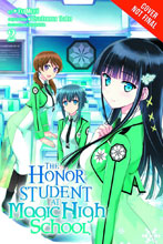 Image: Honor Student at Magic High School Vol. 02 GN  - Yen Press