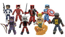 Image: Marvel Minimates Greatest Hits Series 2 Assortment  - Diamond Select Toys LLC