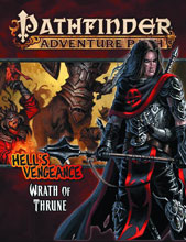 Image: Pathfinder Adventure Path: Hell's Vengeance - Wrath of Thrune SC  - Paizo, Inc