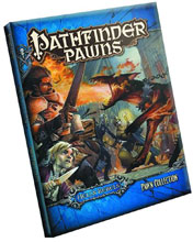 Image: Pathfinder: Hells Rebel's Adventure - Path Pawn Collection  - Paizo, Inc