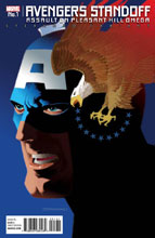 Image: Avengers Standoff: Assault on Pleasant Hill Omega #1 (variant cover - Steranko)  [2016] - Marvel Comics