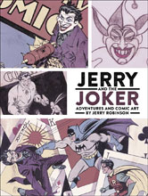 Image: Jerry and the Joker: Adventures and Comic Art HC  - Dark Horse Comics