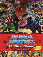 Image: He-Man and the Masters of the Universe: A Character Guide and World Compendium HC  - Dark Horse Comics