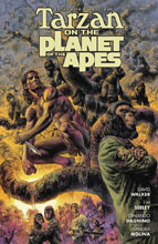 Image: Tarzan on the Planet of the Apes SC  - Dark Horse Comics
