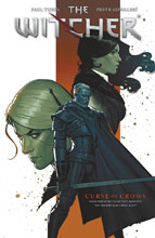 Image: Witcher Vol. 03: Curse of Crows SC  - Dark Horse Comics