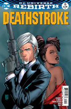 Image: Deathstroke #15 (variant cover - Shane Davis)  [2017] - DC Comics