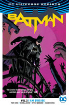 Image: Batman Vol. 02: I Am Suicide SC  - DC Comics