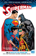 Image: Superman Vol. 02: Trials of the Super Son SC  - DC Comics